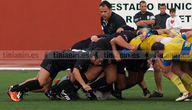 6ª Jornada Rugby Canario. C.R. Las Pamas de G.C. vs C.R. Mahoh