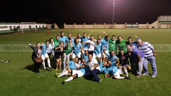 Villaverde Campeón… Tuineje y La lajita completan el playoff