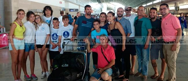 Foto del día: Óliver Herrera Campeón del mundo de J80