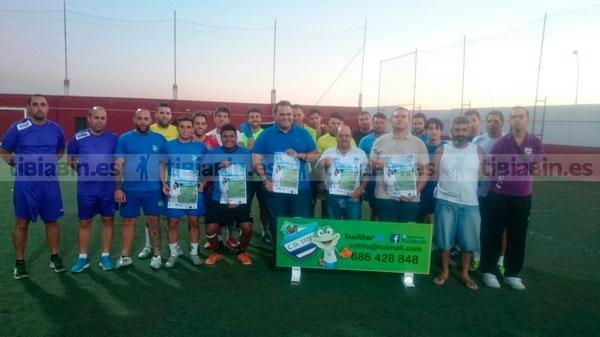 Leandro Martín Robayna será homenajeado en el VI Torneo Ilustres del CD Tite