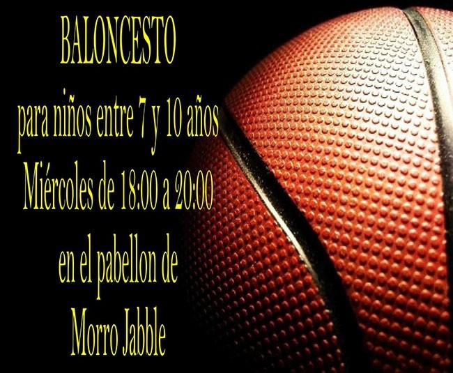 Baloncesto para niños en Morro Jable