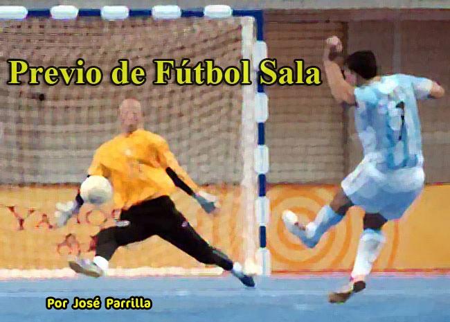 Liga fútbol sala segunda división B (Las Palmas)