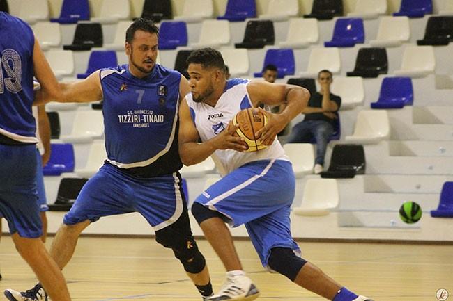 Este martes arranca la Liga LanzaroteDeportiva de baloncesto sénior masculino