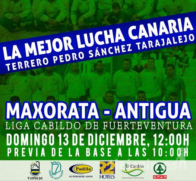 Hoy a las 12:00 h: Maxorata – Unión Antigua
