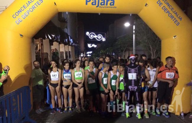 Eva Mª Alonso y Tinguaro Quintero ganadores en Jandía
