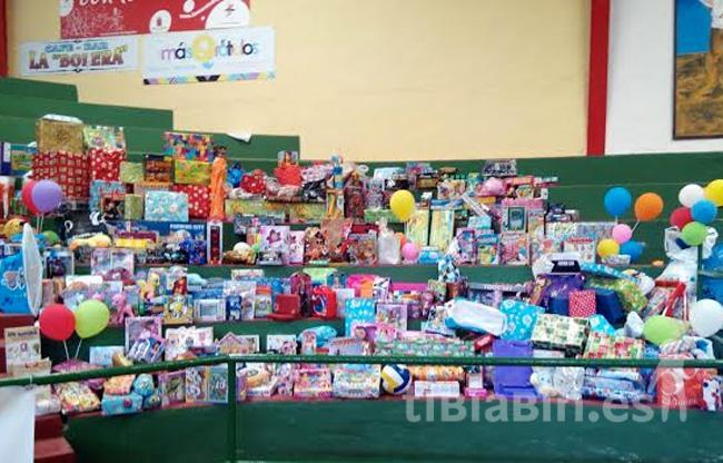 Efraín Perera sentenció la luchada benéfica entre combinados en Lanzarote