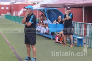 """Juan Carlos Ruíz """"Coka"""" y su cuerpo técnico dimiten"""