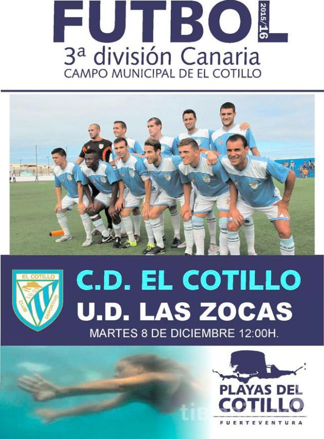 C.D. Cotillo – U.D. Las Zocas