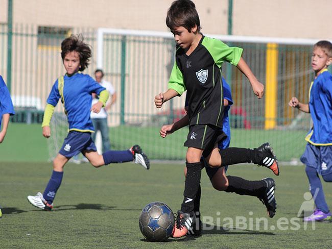 El Torneo de Fútbol Pre-Benjamín de Arrecife se reanuda este sábado