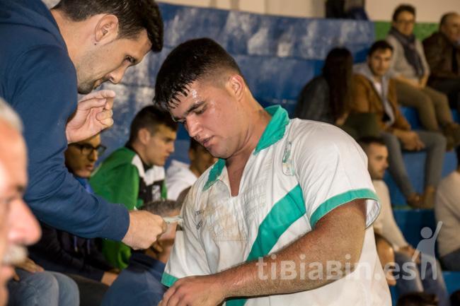 Los juveniles del Antigua se bastaron para vapulear al Rosario