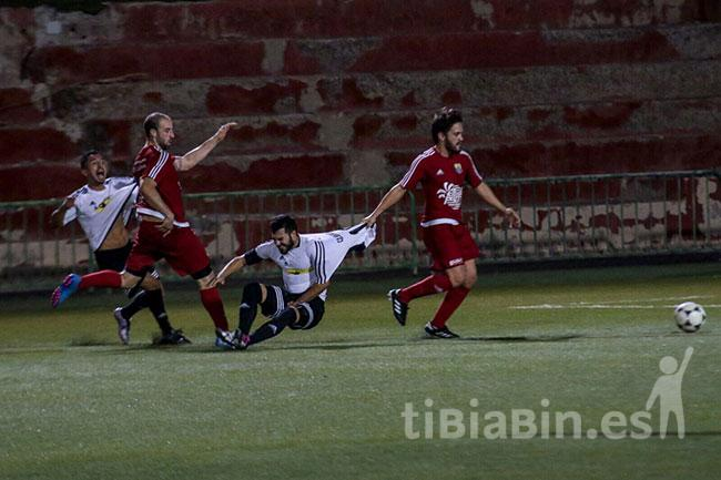 Un gol de Dani Herrera da los tres puntos al Herbania ante el Sotavento