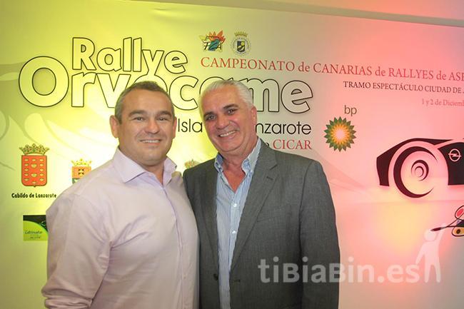 Arrecife acoge el tramo espectáculo del 39º Rallye Orvecame – Isla de Lanzarote