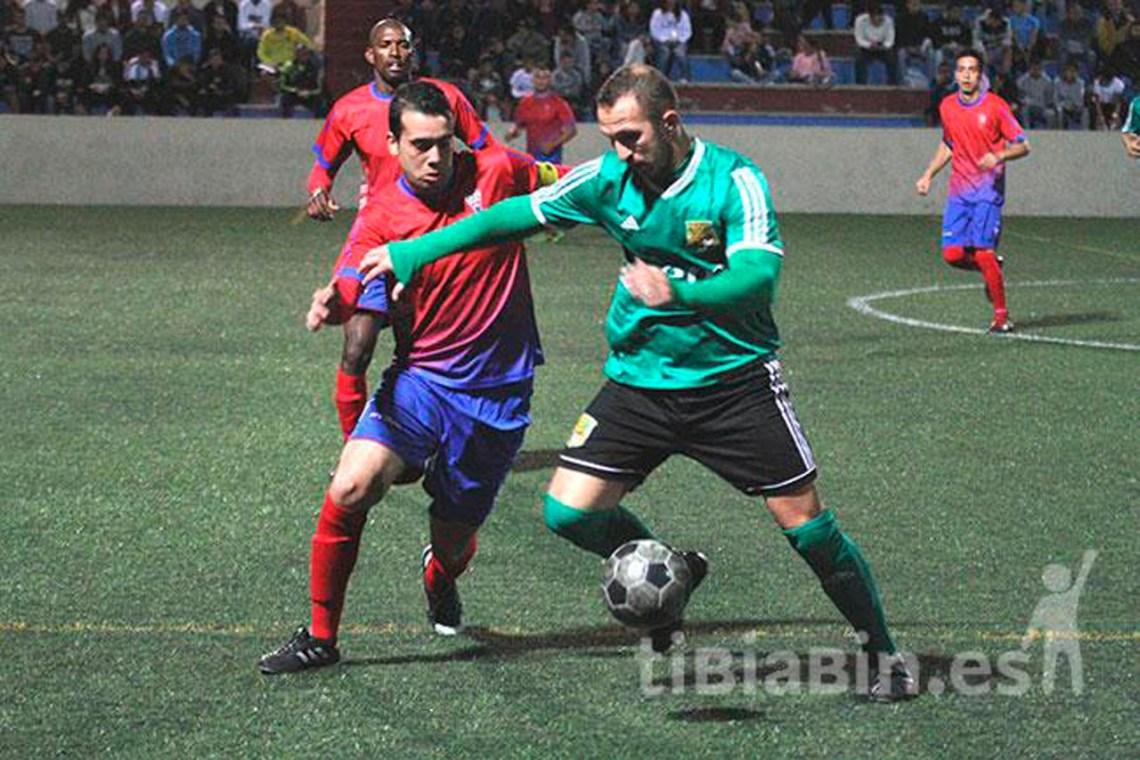 El gol de Alberto pone en ventaja al Gran Tarajal