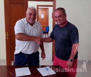 La UD Lanzarote firma un acuerdo de colaboración con el CD Maciot Sport