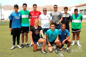 La Liga Inglesa de Fútbol busca talentos en Antigua