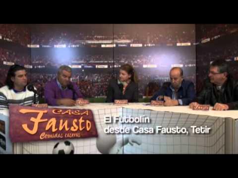"""""""El Futbolín"""" (5º programa)"""