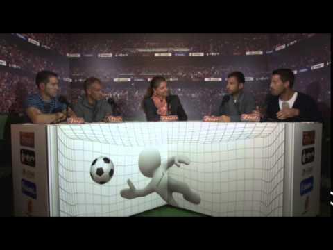 """""""El Futbolín"""" (Programa 12)"""