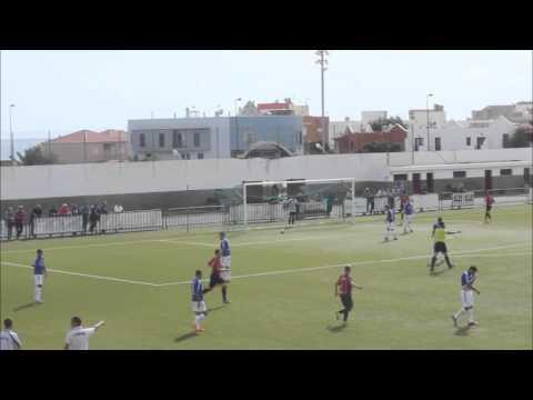 Goles Unión Puerto 0 – Unión Viera 2