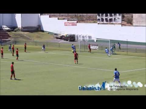 Goles Unión Puerto 1 – Las Zocas 1
