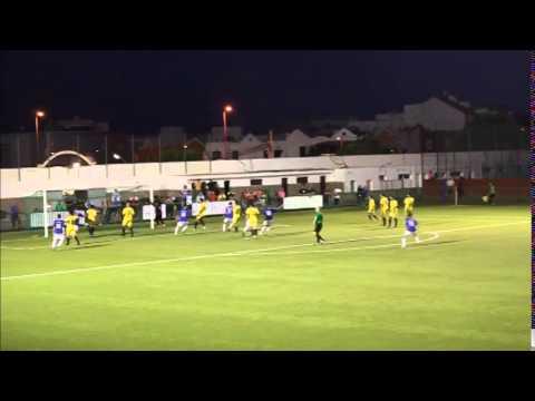 Goles Unión Puerto 1 – Los Vélez 1