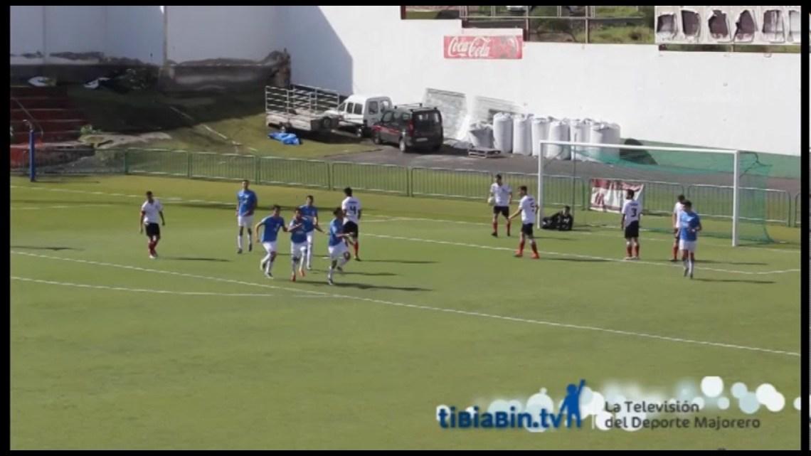 Goles Unión Puerto 2 – Arucas 0