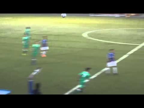 Goles Unión Puerto 2 – Goleta 0