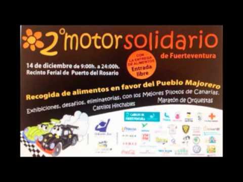 Saludos 2º Motor Solidario