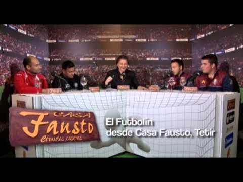 """Vídeo """"El Futbolín"""" (Programa 17)"""