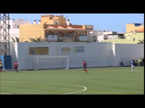 Vídeo gol Cotillo 0 – Lanzarote 1