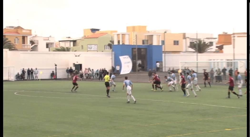 Vídeo resumen C.D. Cotillo 1 – C.D. Unión Puerto 0