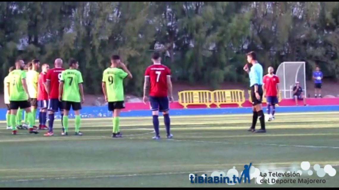 Vídeo gol San Pedro Mártir 1 – Gran Tarajal 0