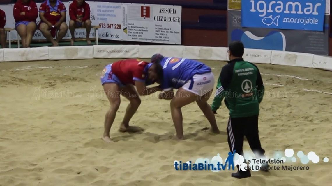 Vídeo enfrentamiento Javier Guedes – Tino Matoso