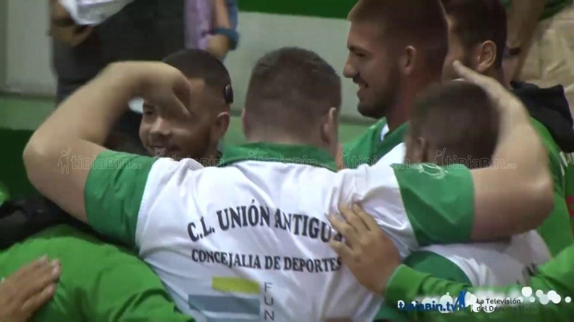 Vídeo resumen Unión Antigua 12 – Aridane 11