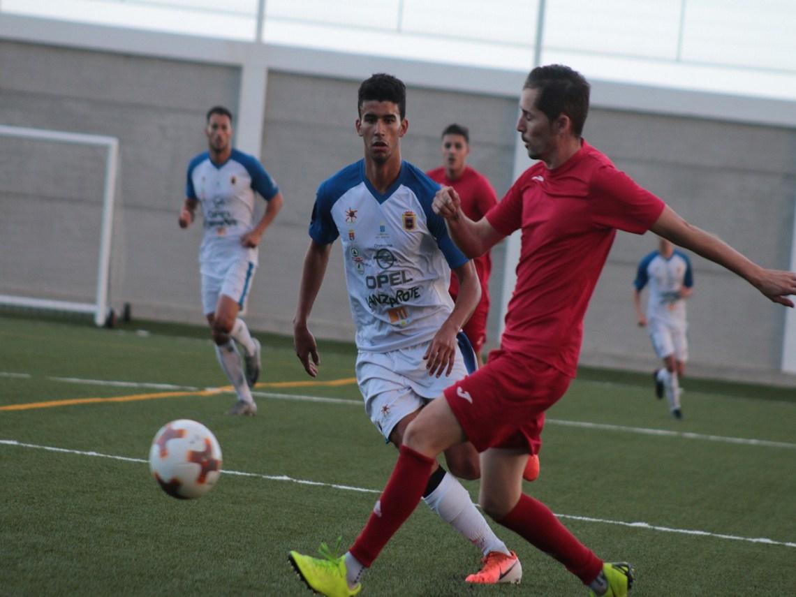 La UD Lanzarote se impuso al San Bartolomé en el primer test de pretemporada