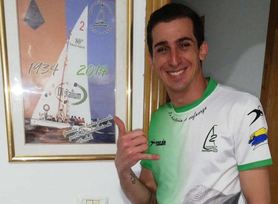 Ayoze Ramírez se impone en el I Trofeo Día de Canarias Vela Latina Virtual