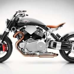 Custom-motor-bike-titanium