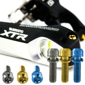 Shimano pinch bolts