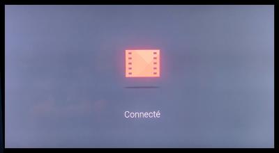 TV ChromeCast Connecté