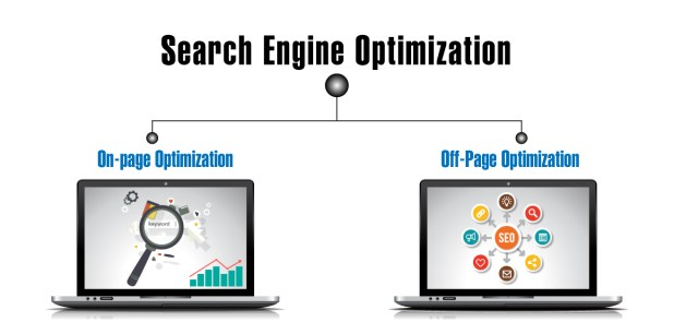 SEO, On-Page, Off-page