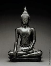 Un buddha du musée Guimet