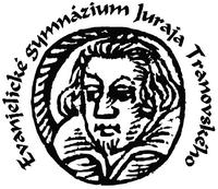 Evanjelické gymnázium Juraja Tranovského (EGJT) - logo