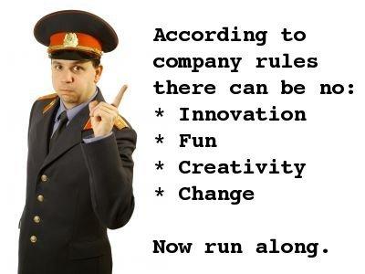 De grootste rem op innovatie? Uw eigen management!
