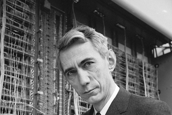 Claude Shannon: The Unicycling Genius Who Invented Information Theory