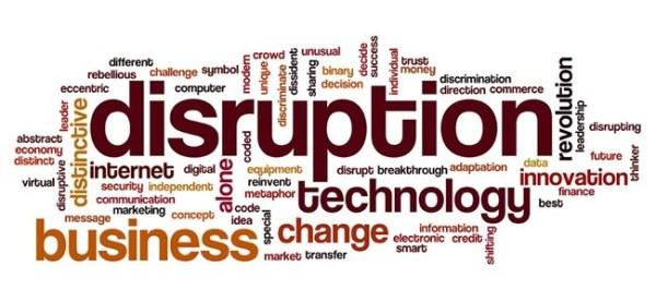 Dreigt disruptie ook in uw bedrijfstak?