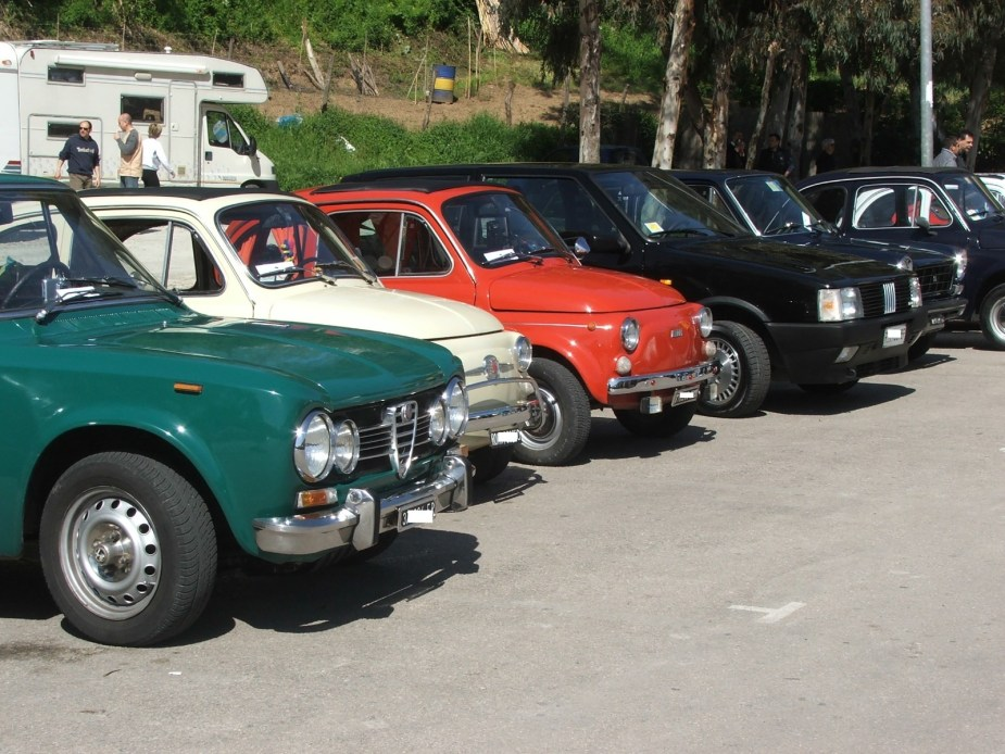 Fantastiche auto storiche