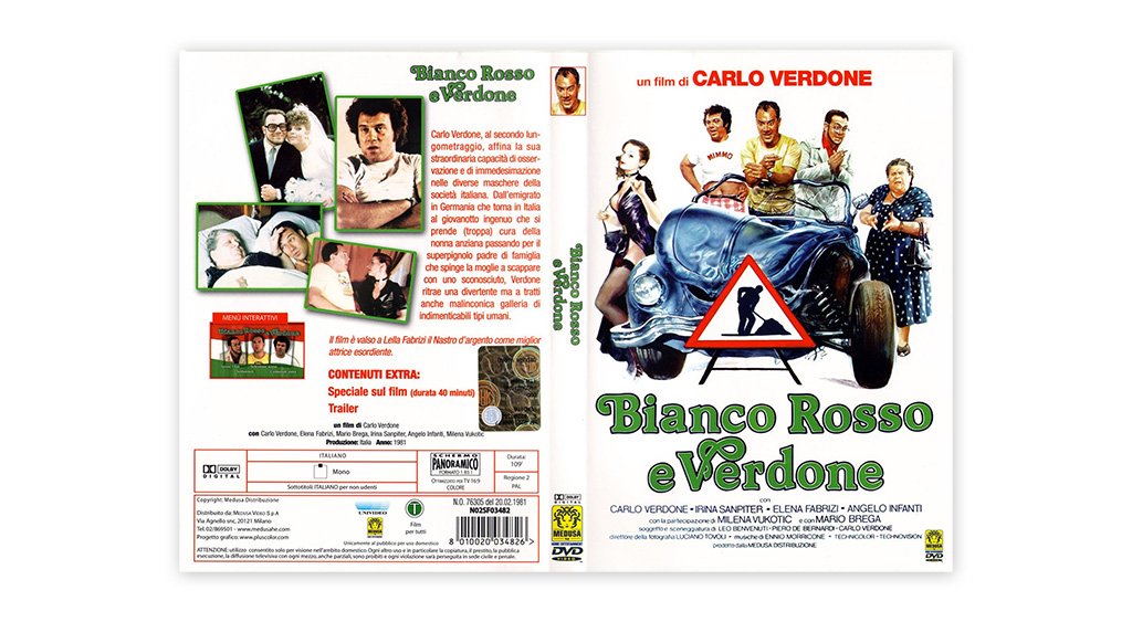 Bianco Rosso e Verdone, proiezione speciale a Guidonia Montecelio