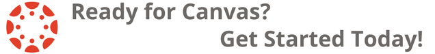 Ready for Canvas? Get Started Today!