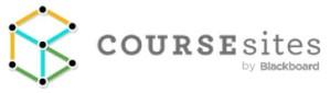COURSEsites by Blackboard logo