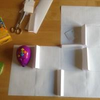 Tapiz en blanco con obstáculos para el ratón