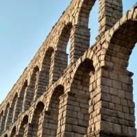 arte del Acueducto de Segovia